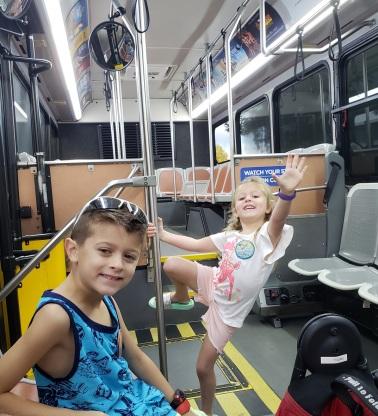 1021-empty bus
